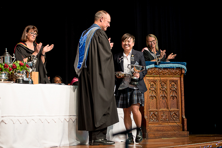 Nelson College for Girl\'s Senior Prize giving