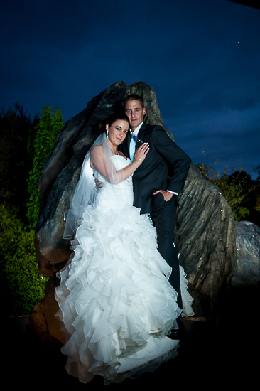 bride and groom love wedding nelson nz reception sandra johnson boutique photography