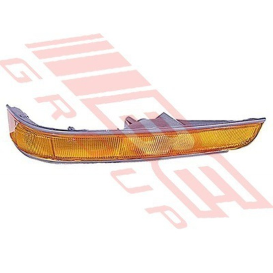 FRONT LAMP - L/H - AMBER /B/L H/LAMP (26-42) - TO SUIT