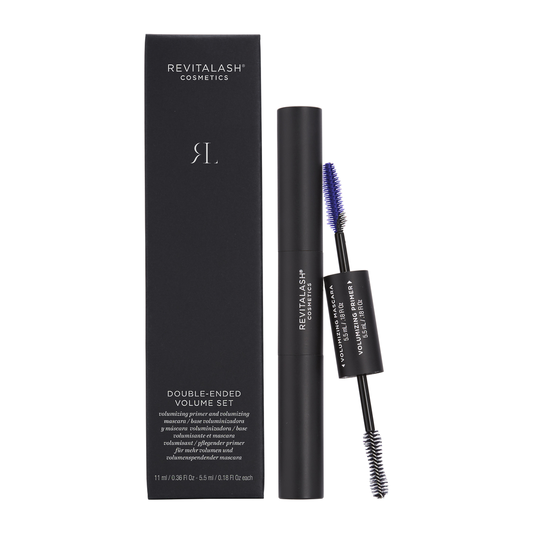 Revitalash Double-Ended Volume Set Primer & Mascara (Vegan) image 0