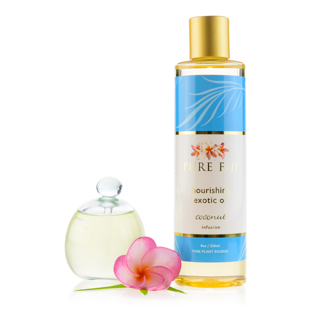 Pure Fiji Exotic Bath & Body Oil image 0