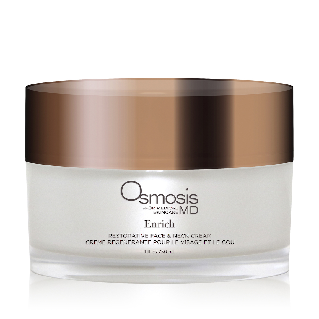 Osmosis Enrich Soothing Face & Neck Cream image 0