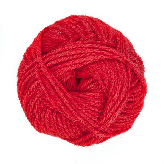 Flanders Fields Red 8 Ply image 1