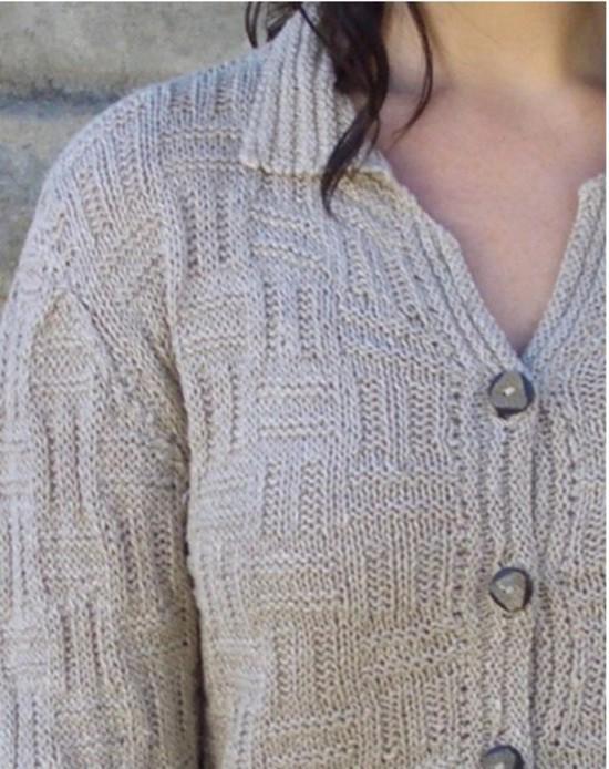 Beautiful Basket Stitchery Hemp Knitting Pattern image 1