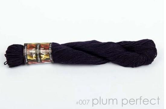 100% Hemp - Double Knitting / 8 Ply Weight - Plum Perfect image 0