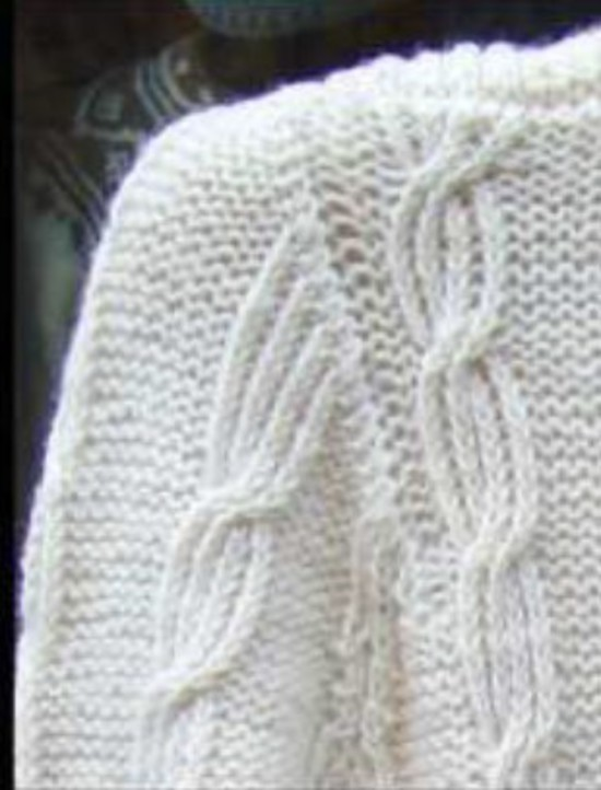 An Urban Twist Hemp Knitting Pattern image 3