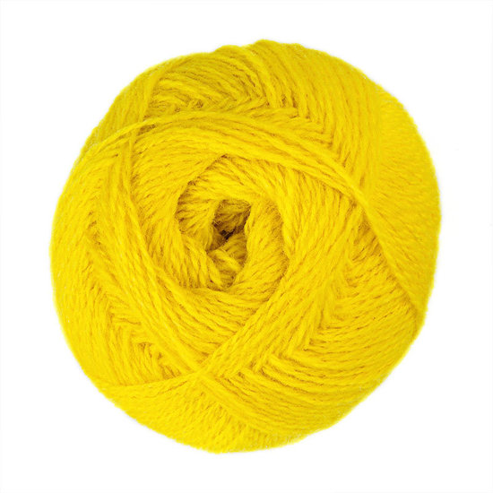 Central Otago Yellow 4 Ply image 1