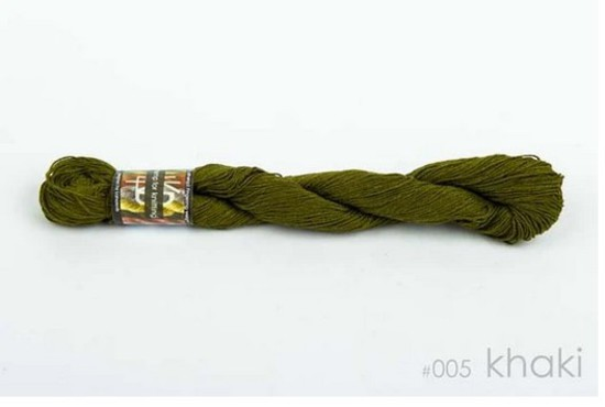No Obligation Pre-Order -  4 Ply Weight - Khaki image 0