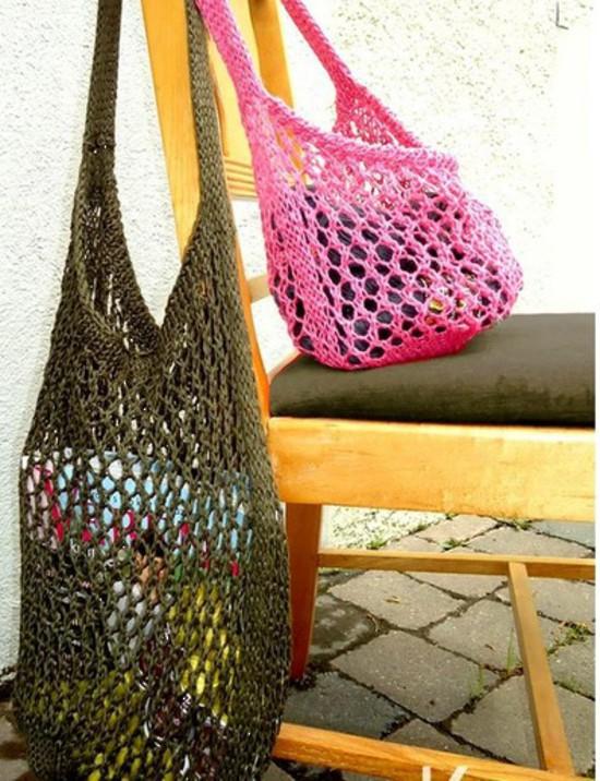 Best Hemp Bags - Small Hemp Knitting Project image 3