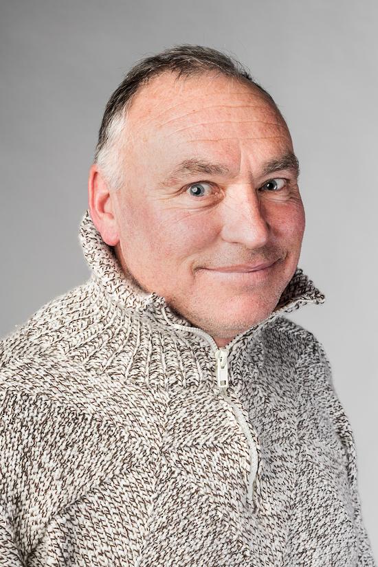 Lammermoor Merino 10 Ply Mens Zip Front Sweater image 1