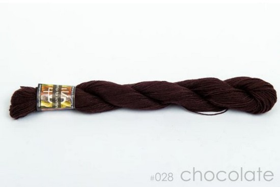 No Obligation Pre-Order -  4 Ply Weight - Chocolate image 0