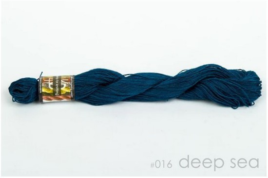No Obligation Pre-Order -  4 Ply Weight - Blue Sea image 0