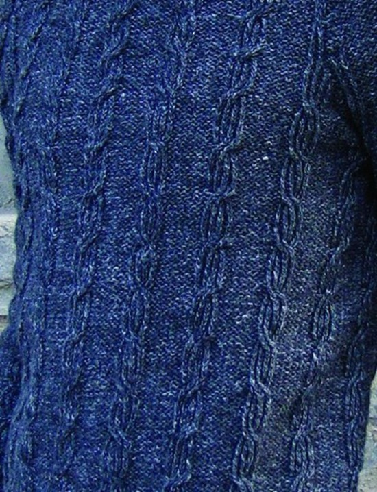 An Urban Twist Hemp Knitting Pattern image 1