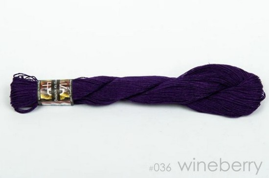 No Obligation Pre-Order -  4 Ply Weight - Wineberry image 0
