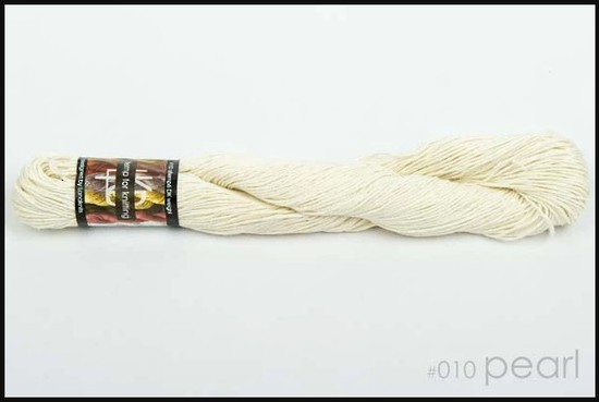 100% Hemp - Double Knitting / 8 Ply Weight - Pearl image 0