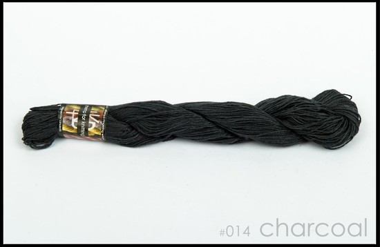 100% Hemp - Double Knitting / 8 Ply Weight - Charcoal image 0