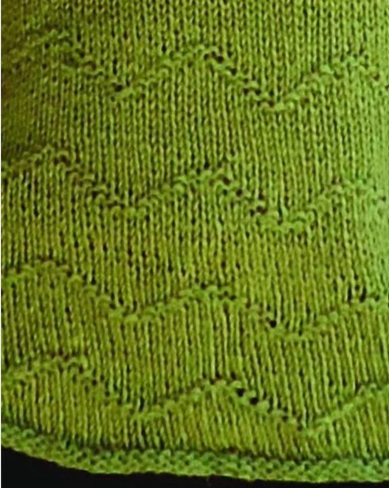 Terrific Tank Top Hemp Knitting Pattern image 1