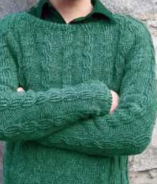 An Urban Twist Hemp Knitting Pattern image 4
