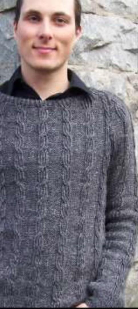 An Urban Twist Hemp Knitting Pattern image 2
