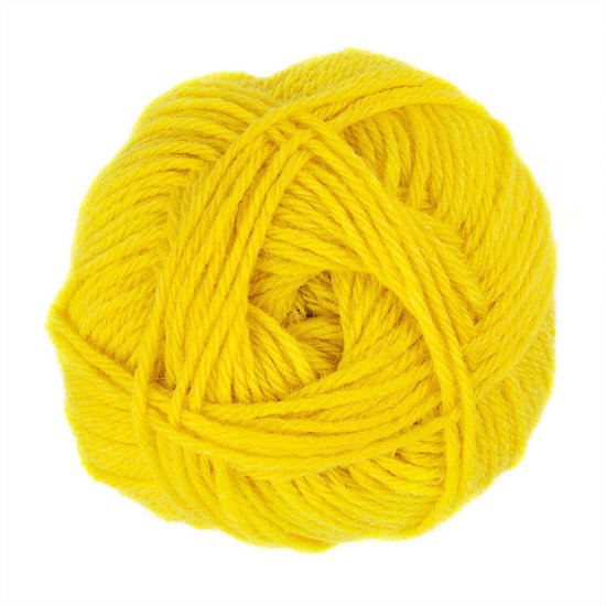 Central Otago Yellow 8 Ply image 1