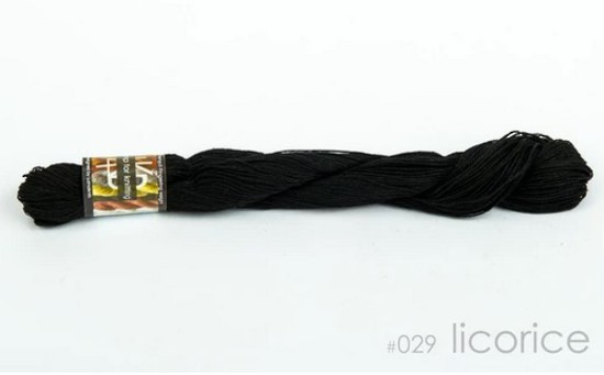 No Obligation Pre-Order -  4 Ply Weight - Licorice image 0