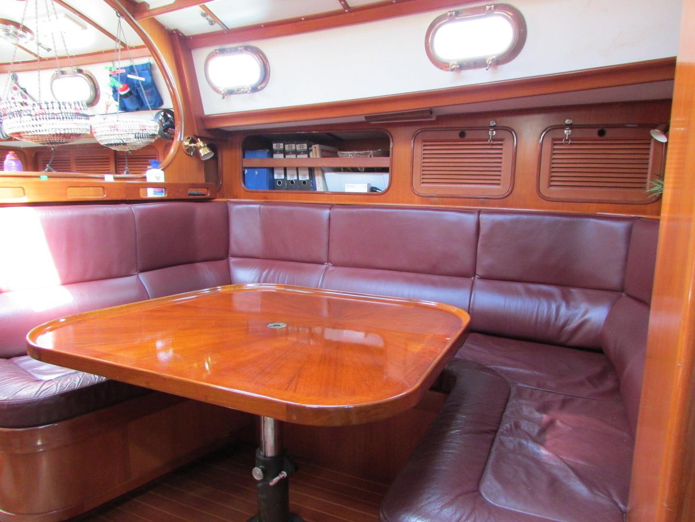 Tashiba 40 Offshore Cruiser - Robert Perry Design image 26