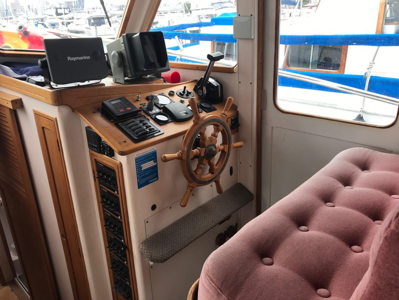 12 Pelin Talisman - Trawler Style image 9