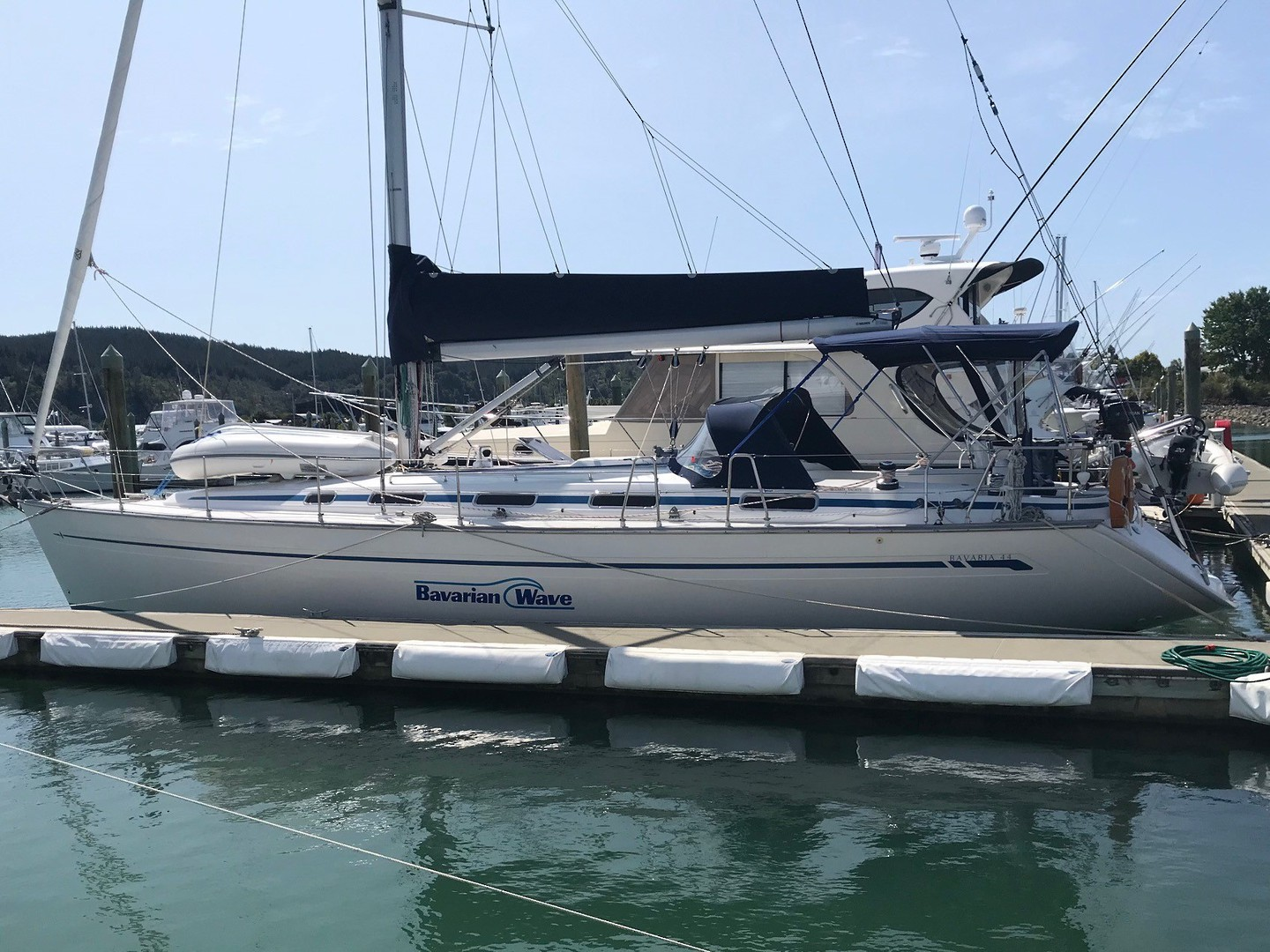 Bavaria 44 - Blue water equipped image 0
