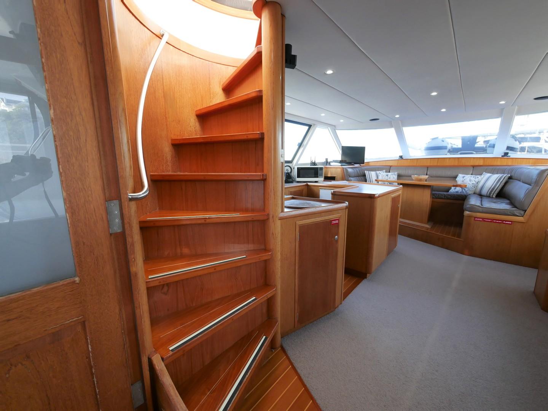 Roger Hill Power Catamaran -1998 image 19