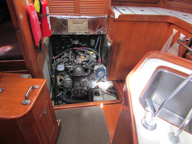 Tashiba 40 Offshore Cruiser - Robert Perry Design image 49
