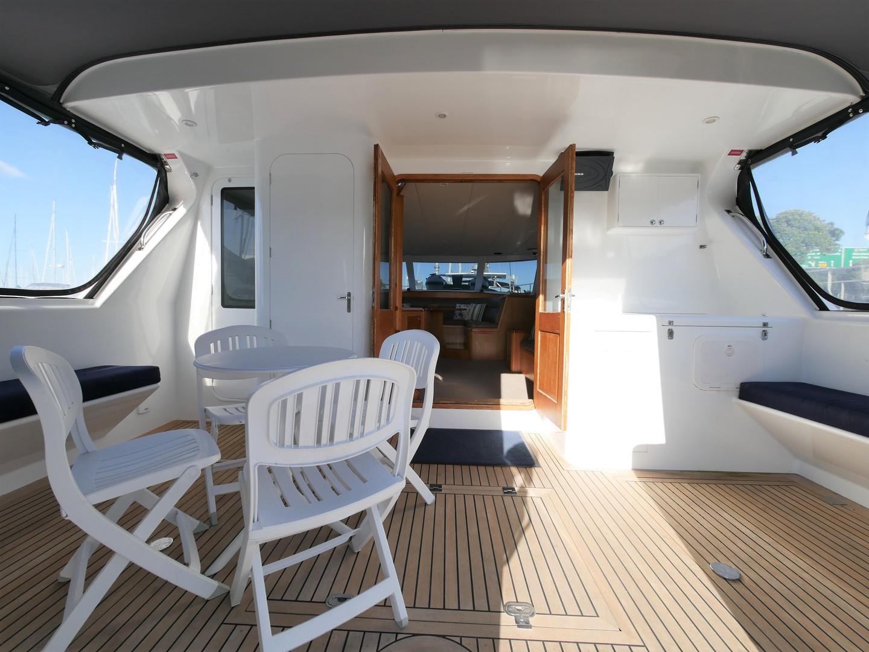 Roger Hill Power Catamaran -1998 image 27