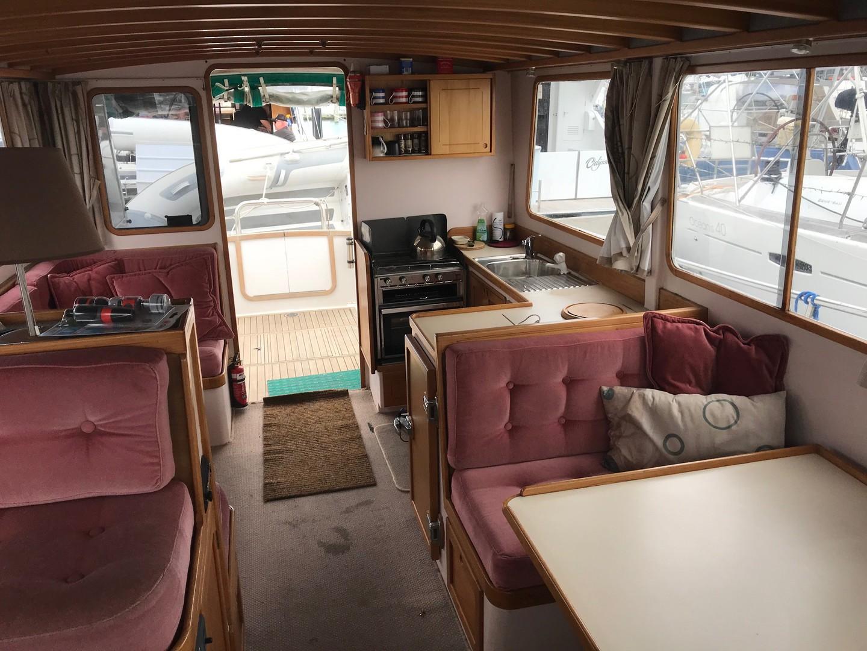 12 Pelin Talisman - Trawler Style image 14