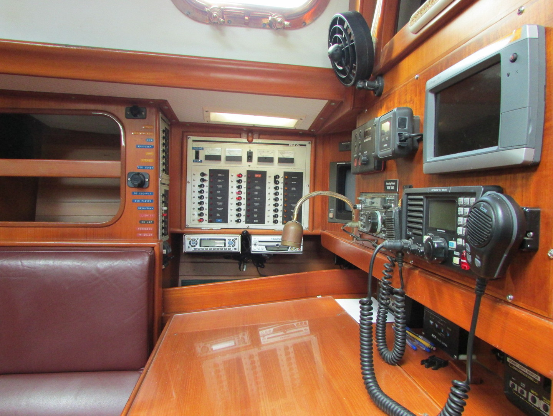 Tashiba 40 Offshore Cruiser - Robert Perry Design image 35