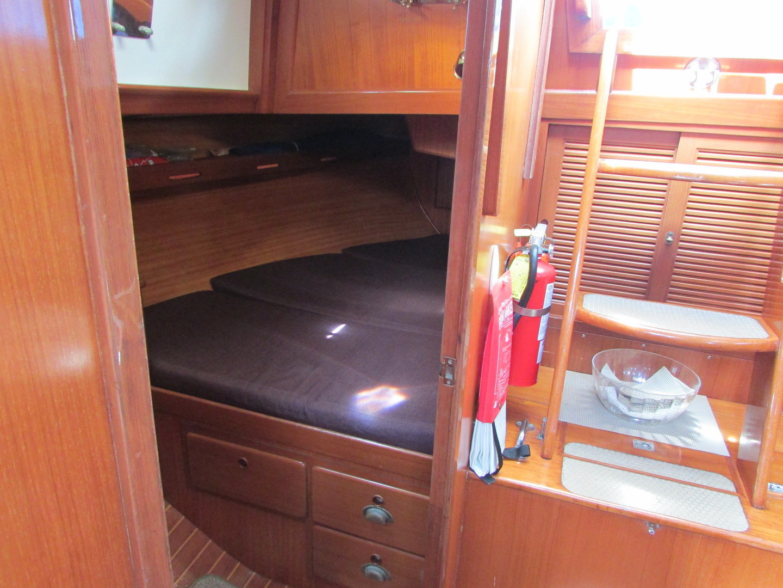 Tashiba 40 Offshore Cruiser - Robert Perry Design image 45