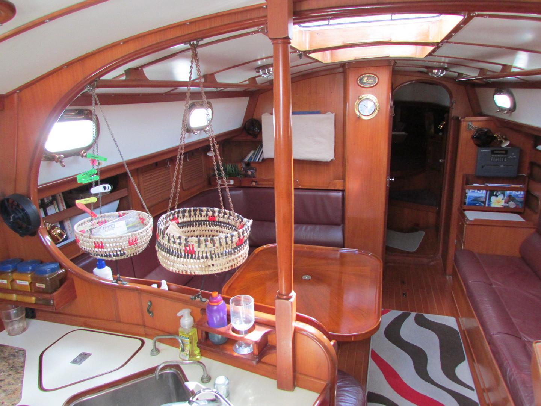 Tashiba 40 Offshore Cruiser - Robert Perry Design image 27
