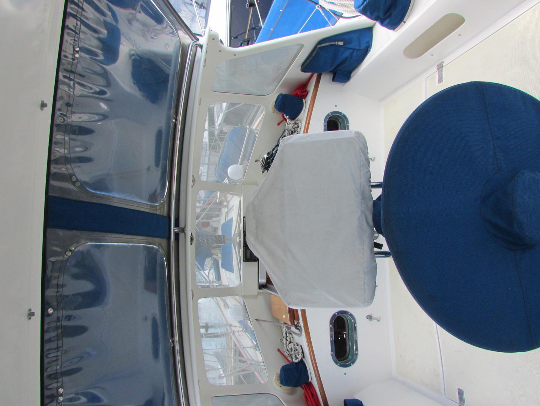 Tashiba 40 Offshore Cruiser - Robert Perry Design image 23