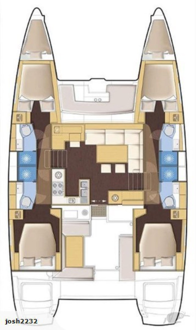 Lagoon 450 Flybridge- Price reduced image 31