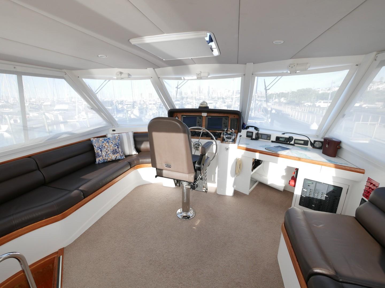 Roger Hill Power Catamaran -1998 image 21