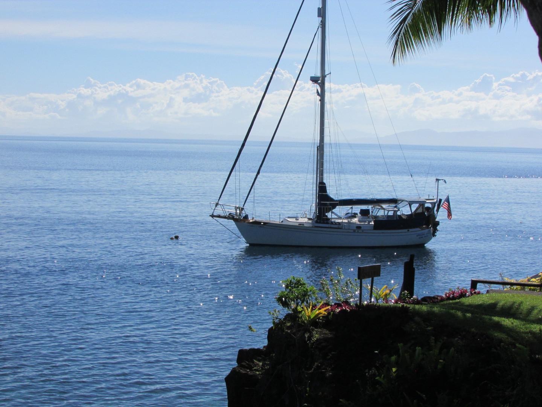 Tashiba 40 Offshore Cruiser - Robert Perry Design image 63