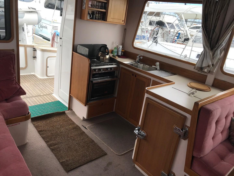 12 Pelin Talisman - Trawler Style image 16