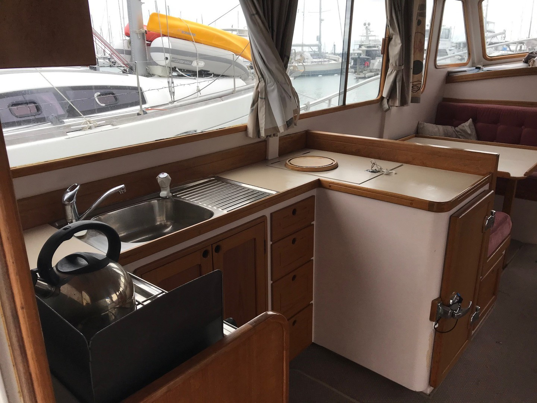 12 Pelin Talisman - Trawler Style image 21