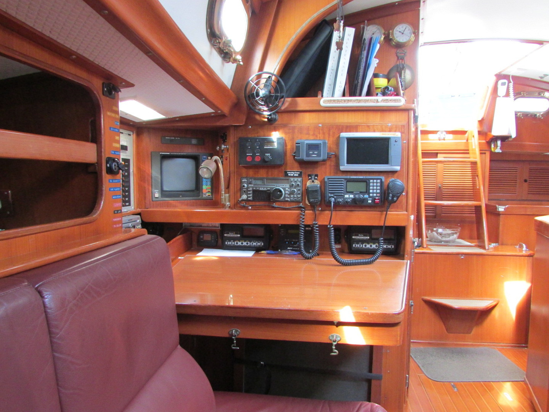 Tashiba 40 Offshore Cruiser - Robert Perry Design image 34
