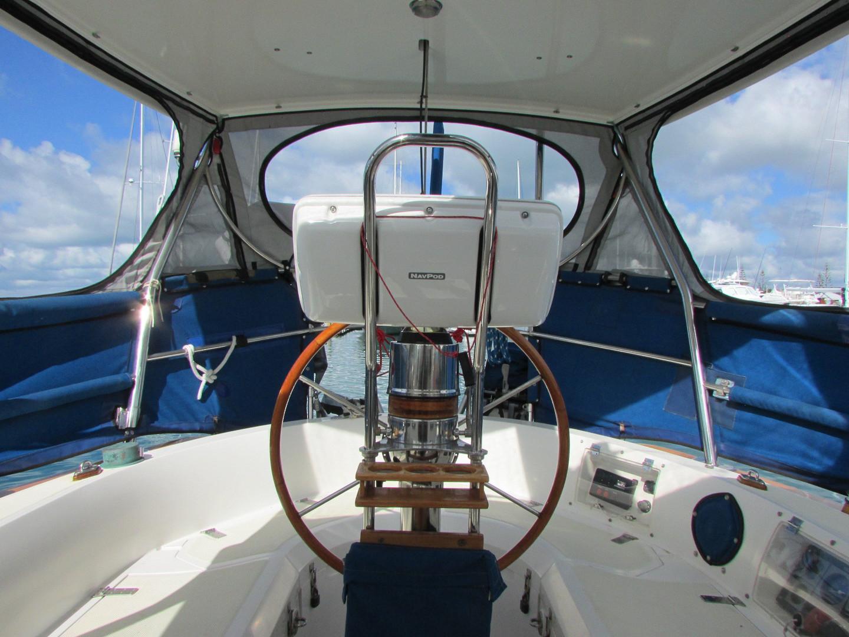Tashiba 40 Offshore Cruiser - Robert Perry Design image 21