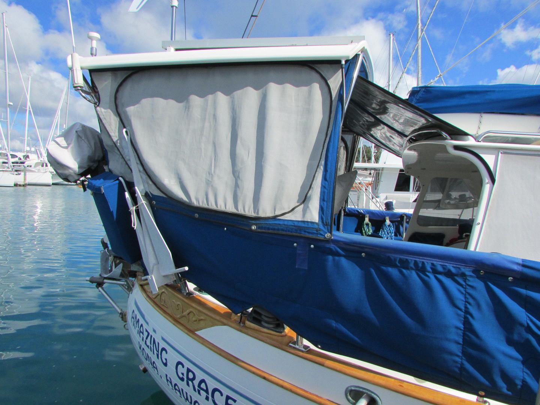 Tashiba 40 Offshore Cruiser - Robert Perry Design image 18