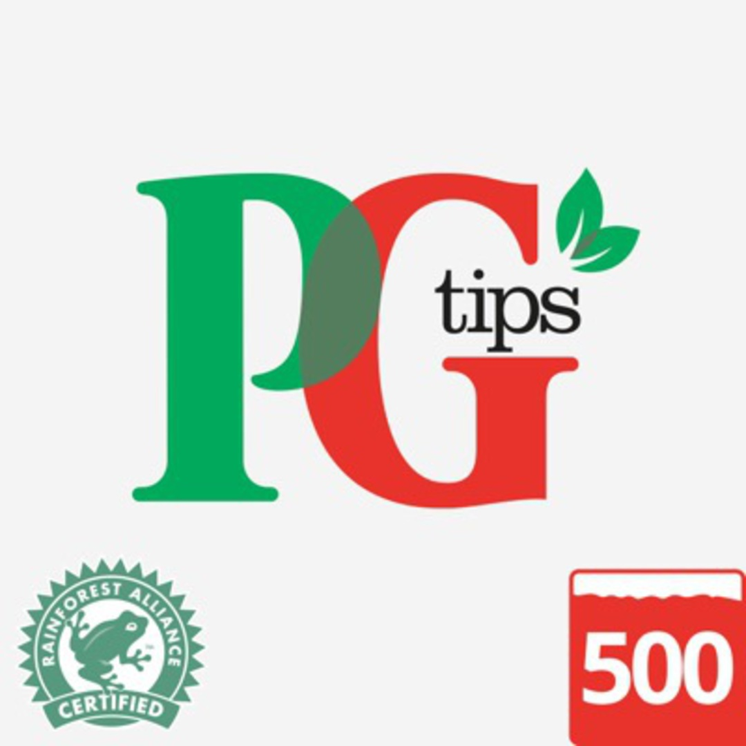 Teabags PG Tips (500) image 0