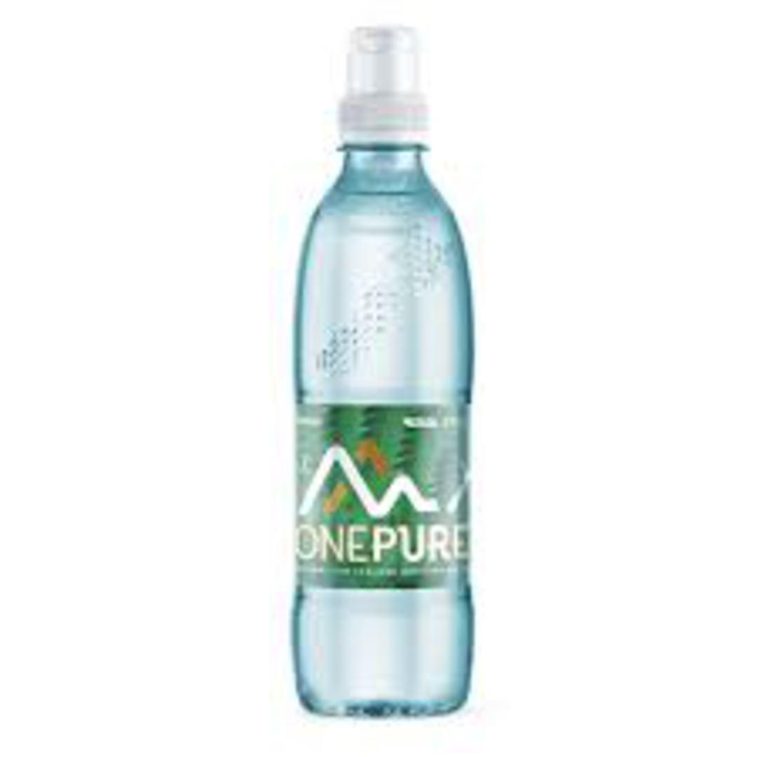 Water Sipper SPORT BOTTLE 750ml ONEPURE (Carton 12) image 0