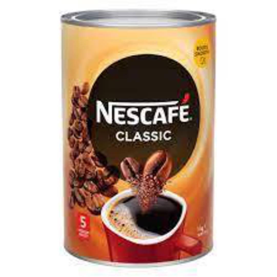 Nescafe Classic Tin 500gm Granulated image 0