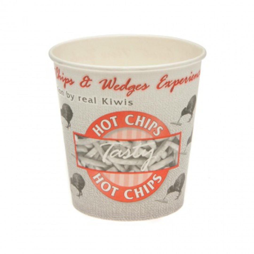 Hot Chip Cups (50) image 0