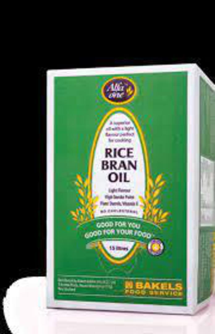 Rice Bran Oil Blend 15ltr image 0
