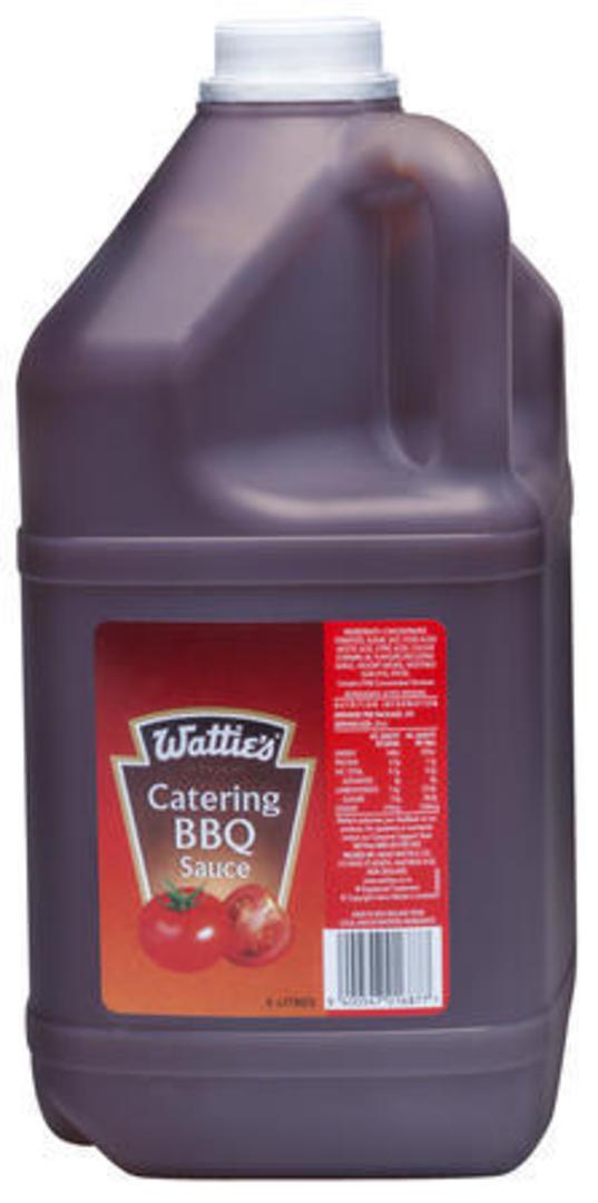 BBQ Sauce 5L Watties image 0